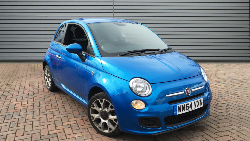 Used Fiat 500 Hatchback 1.2 S 3dr (start/stop)