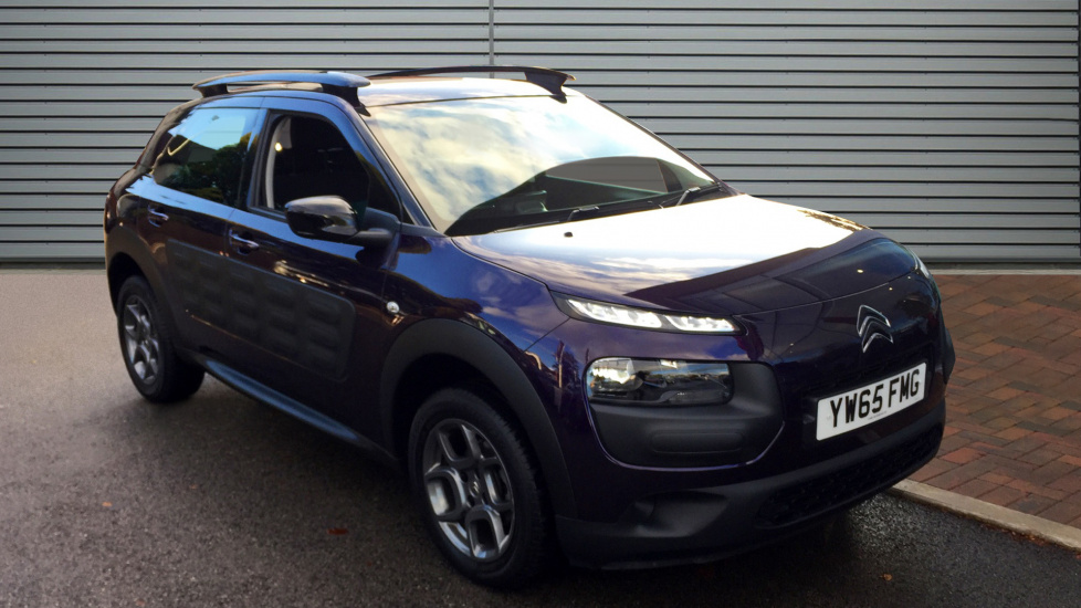 Used Citroen C4 CACTUS Hatchback 1.2 PureTech Feel 5dr