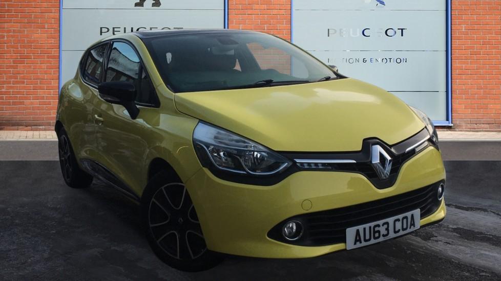 Used Renault Clio Hatchback 1.2 16v Dynamique MediaNav 5dr