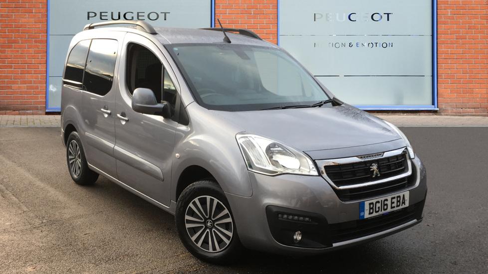 Used Peugeot Partner Tepee MPV 1.6 BlueHDi Allure ETG (s/s) 5dr