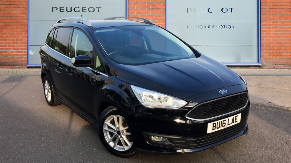 Used Ford GRAND C-MAX MPV 1.5 TDCi Zetec (s/s) 5dr