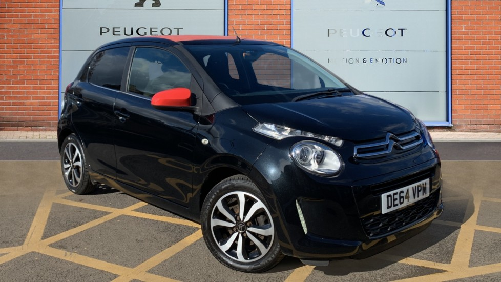 Used Citroen C1 Convertible 1.0 VTi Flair Airscape (s/s) 5dr (EU5)