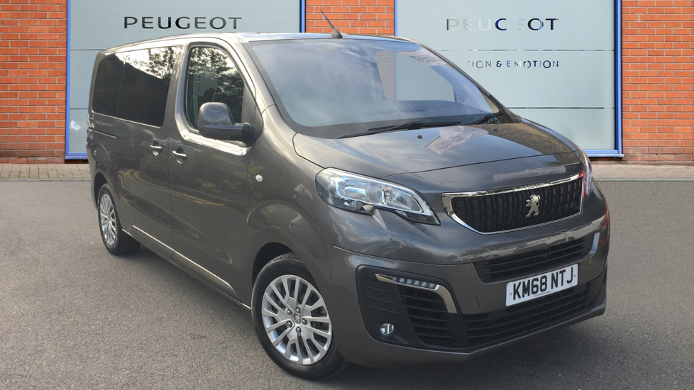 Used Peugeot TRAVELLER MPV 1.5 BlueHDi Active (s/s) 5dr (Standard, 8 seats)