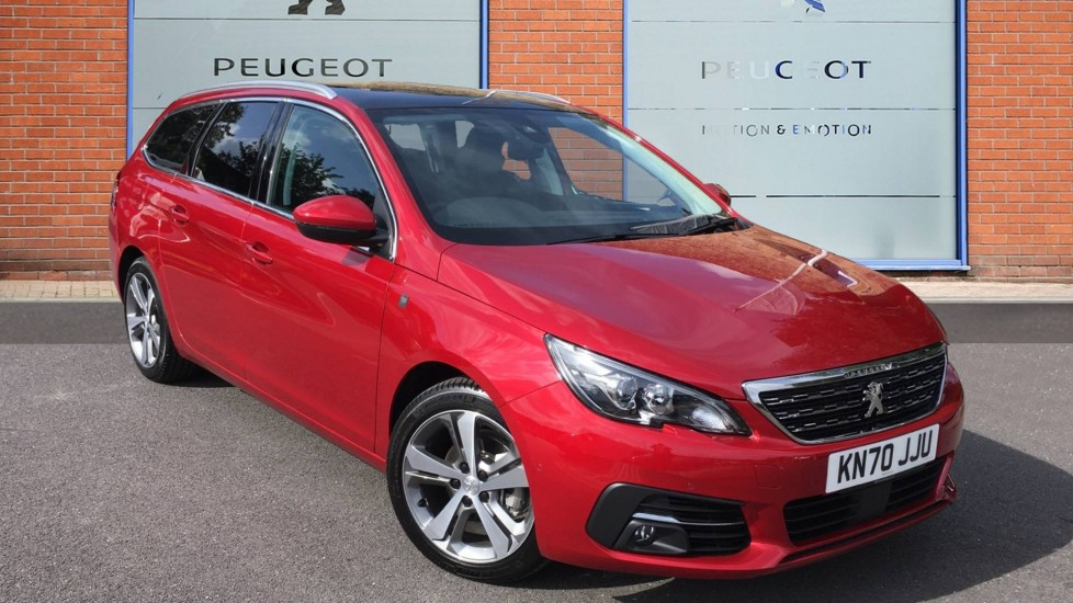 Used Peugeot 308 SW Estate 1.2 PureTech Tech Edition (s/s) 5dr