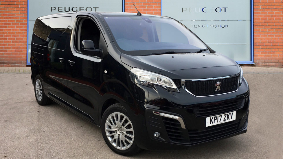 Used Peugeot TRAVELLER MPV 1.6 BlueHDi Active 5dr (Standard, 8 seats)