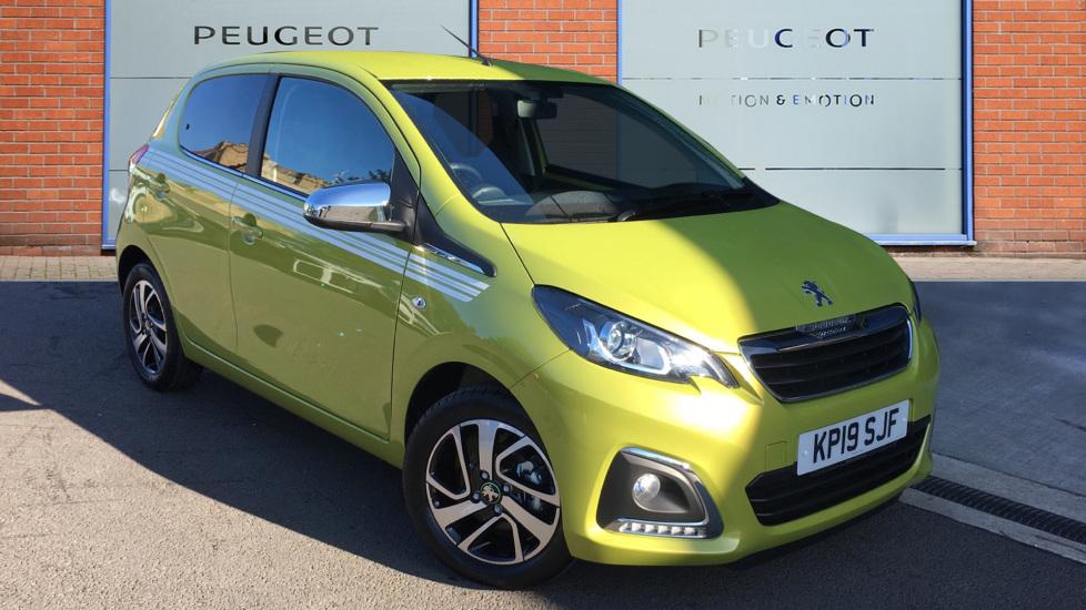 Used Peugeot 108 Hatchback 1.0 Collection 5dr