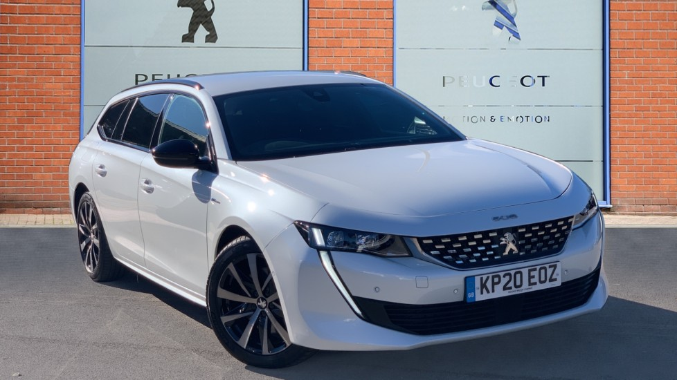 Used Peugeot 508 SW Estate 1.6 11.8kWh GT Line Edition EAT (s/s) 5dr