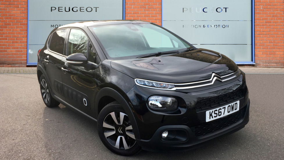 Used Citroen C3 Hatchback 1.6 BlueHDi Flair (s/s) 5dr
