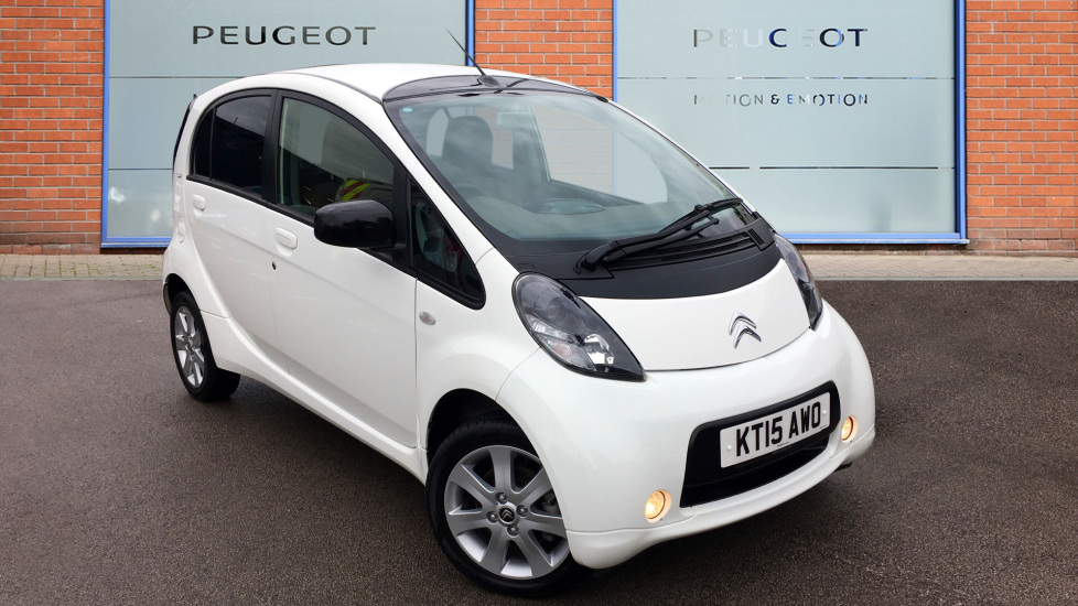 Used Citroen C-ZERO Hatchback 48kw 5dr