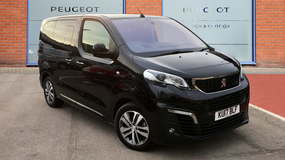 Used Peugeot TRAVELLER MPV 2.0 BlueHDi Allure EAT6 5dr (Compact, 8 seats)