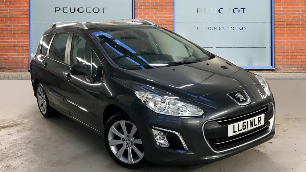Used Peugeot 308 SW Estate 1.6 e-HDi Active EGC 5dr (start/stop)