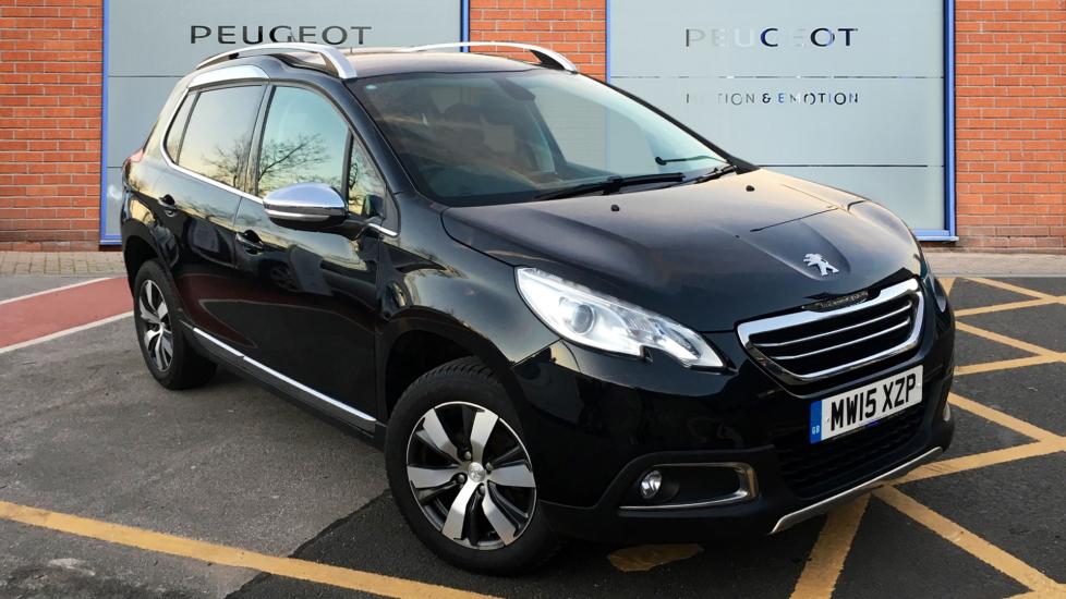 Used Peugeot 2008 SUV 1.6 e-HDi Allure (s/s) 5dr