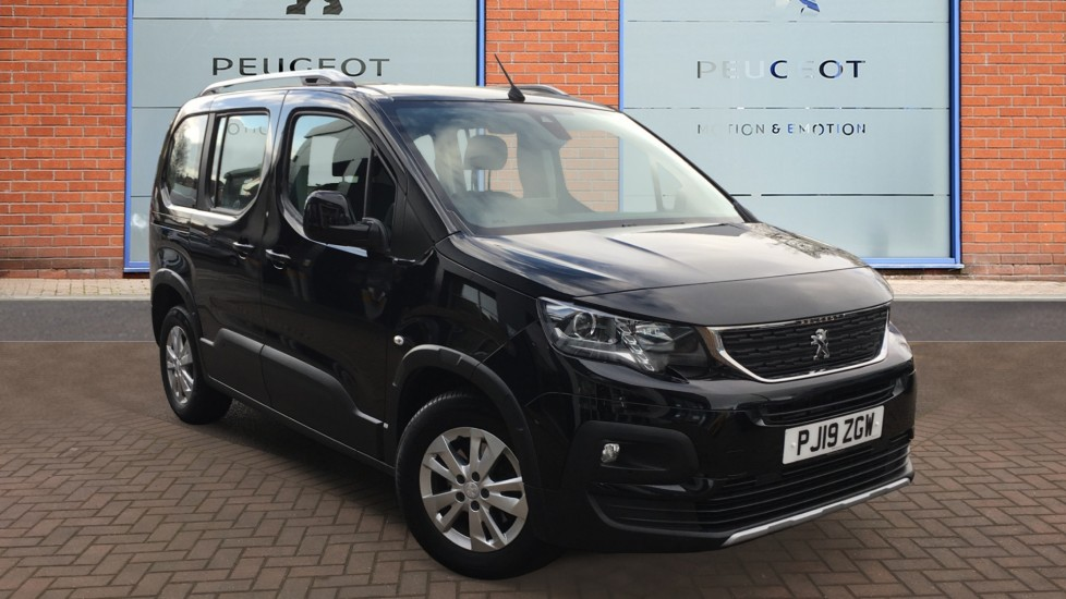Used Peugeot Rifter MPV 1.5 BlueHDi Allure EAT (s/s) 5dr