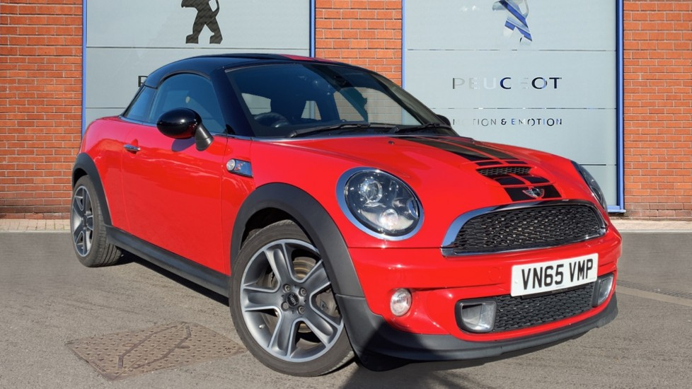 Used Mini Coupe Coupe 2.0 Cooper SD 2dr