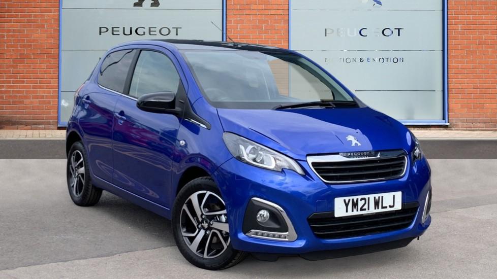 Used Peugeot 108 Hatchback 1.0 Allure (s/s) 5dr