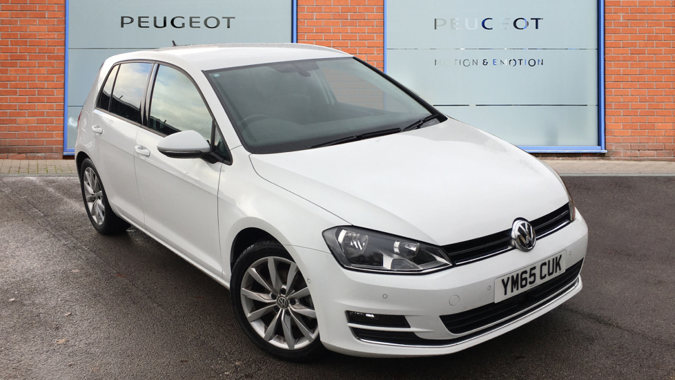 Used Volkswagen Golf Hatchback 1.4 TSI BlueMotion Tech ACT GT (s/s) 5dr
