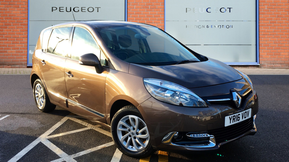 Used Renault SCENIC MPV 1.2 TCe ENERGY Dynamique Nav (s/s) 5dr