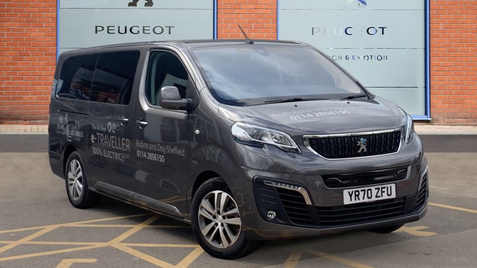 Used Peugeot Traveller MPV 50kWh Allure Long MPV Auto LWB N/A 5dr 7.4kW Charger