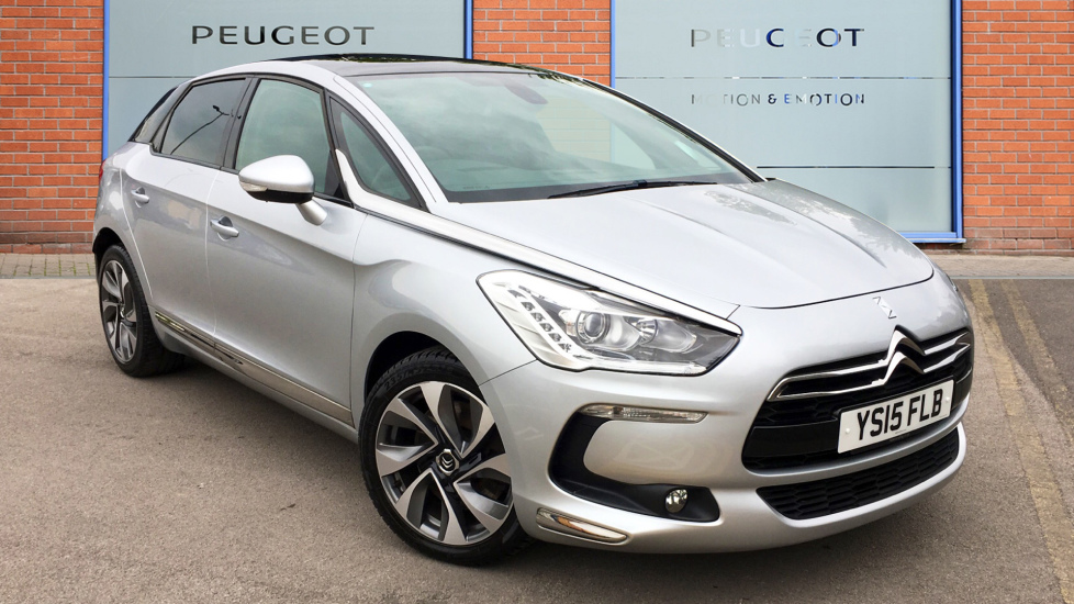 Used Citroen DS 5 Hatchback 2.0 HDi DStyle 5dr