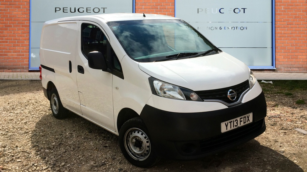 Used Nissan NV200 Panel Van 1.5 dCi SE 5dr