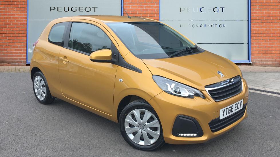 Used Peugeot 108 Hatchback 1.0 VTi Active 3dr
