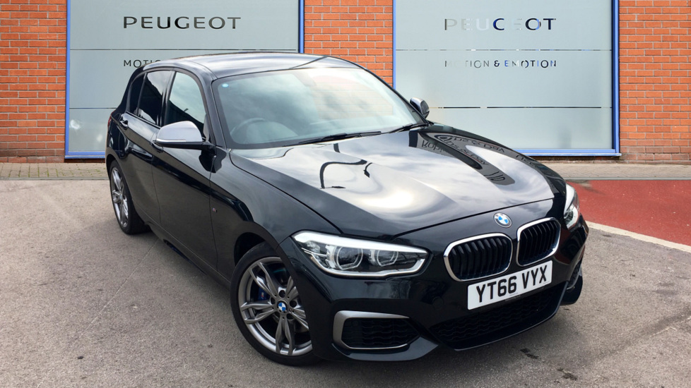 Used BMW 1 SERIES Hatchback 3.0 M140i Sports Hatch Sport Auto (s/s) 5dr