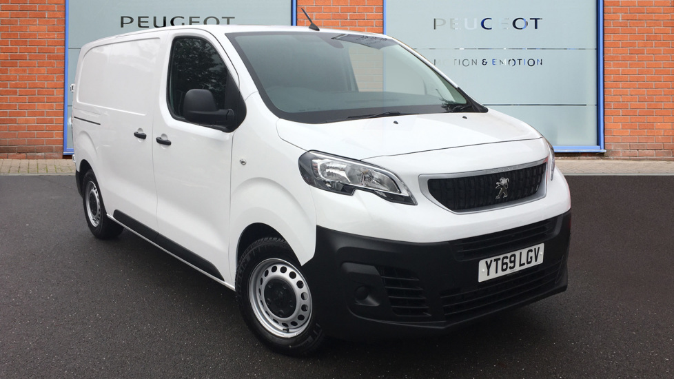 Used Peugeot Expert Other 1.5 BlueHDi Compact Combi 5dr (2 Seat)