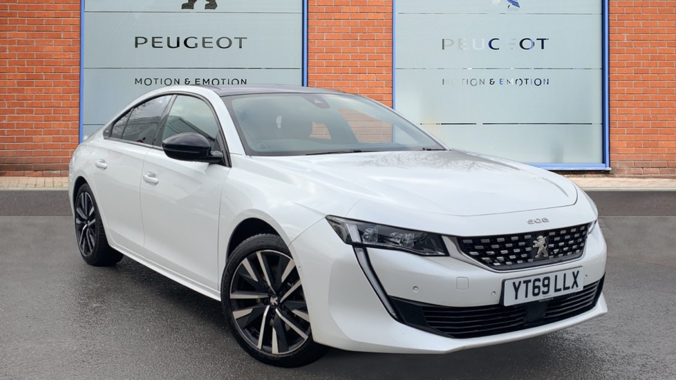Used Peugeot 508 Hatchback 1.6 11.8kWh GT Fastback EAT (s/s) 5dr