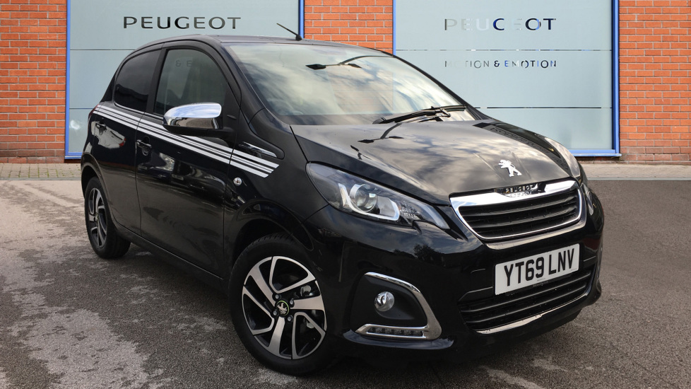 Used Peugeot 108 Hatchback 1.0 Collection (s/s) 5dr