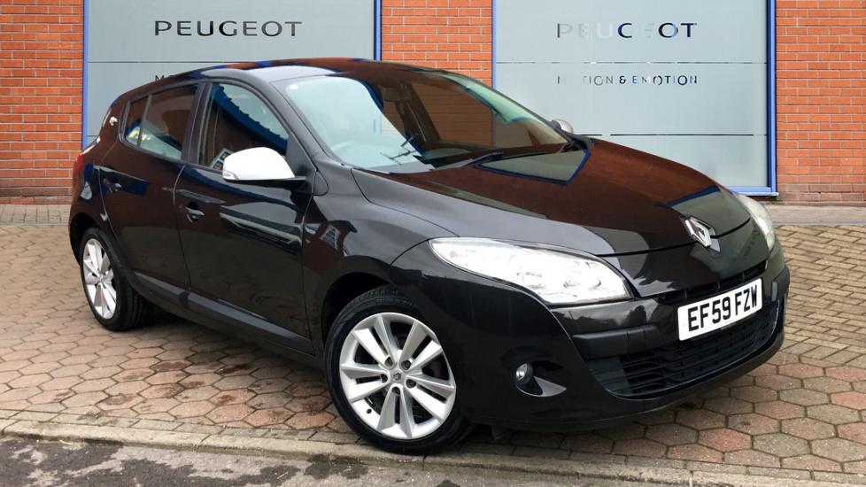 Used Renault MEGANE Hatchback 1.6 VVT I-Music 5dr
