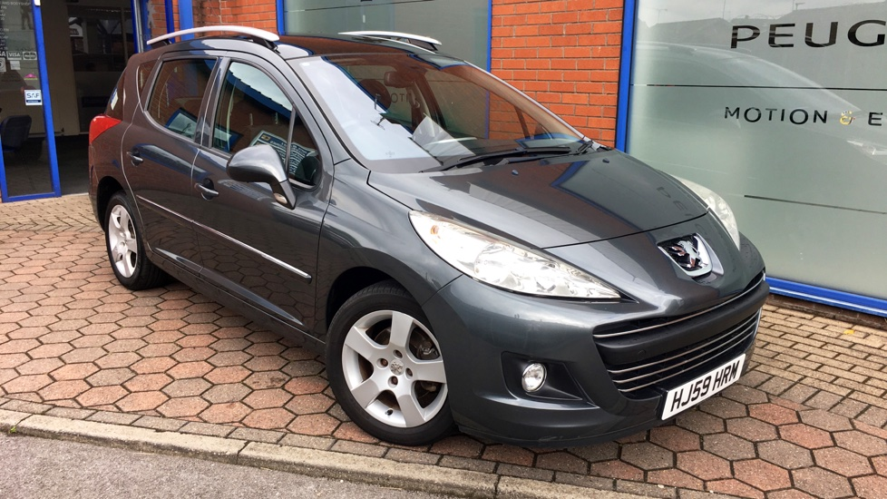 Used Peugeot 207 SW Estate 1.6 HDi Sport 5dr
