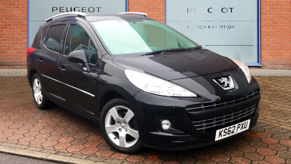 Used Peugeot 207 SW Estate 1.6 VTi Allure 5dr