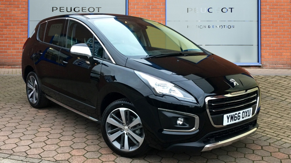 Used Peugeot 3008 Hatchback 1.6 BlueHDi Allure Auto 5dr (start/stop)