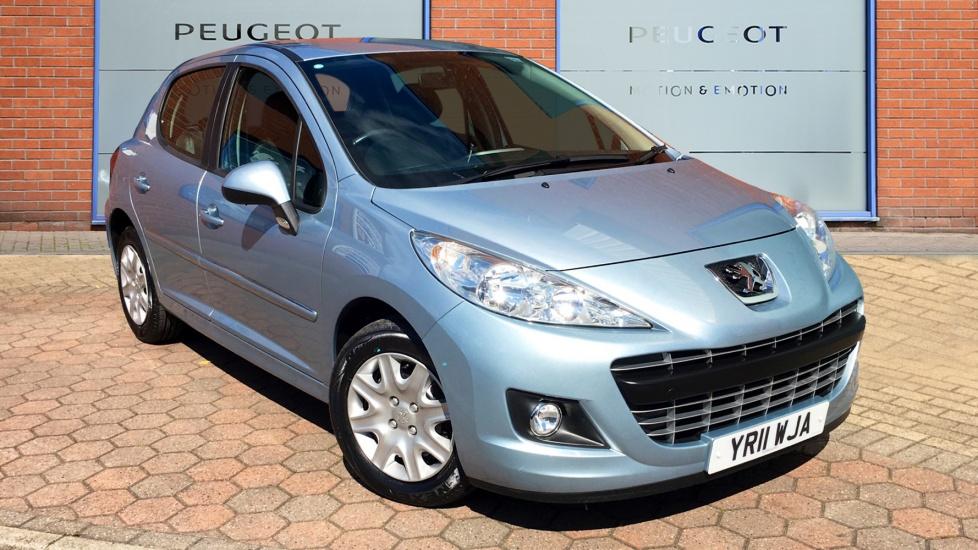 Used Peugeot 207 Hatchback 1.6 HDi FAP Active 5dr