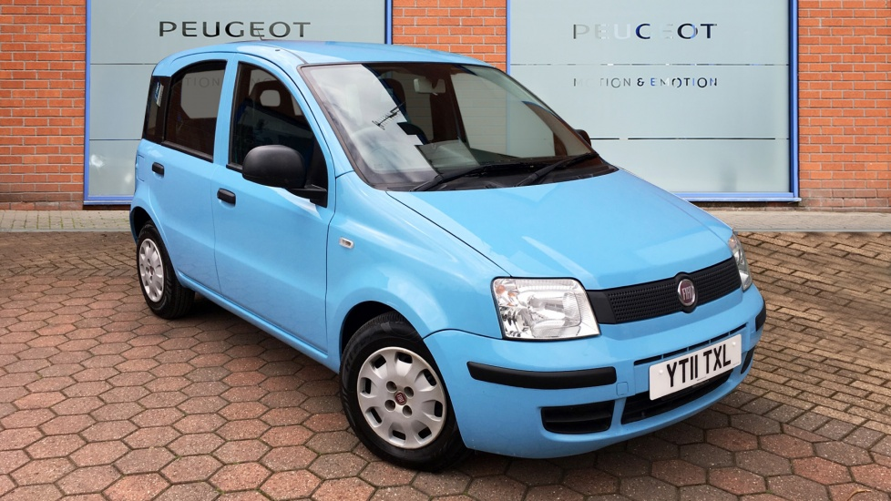 Used Fiat PANDA Hatchback 1.2 Active 5dr (EU5)