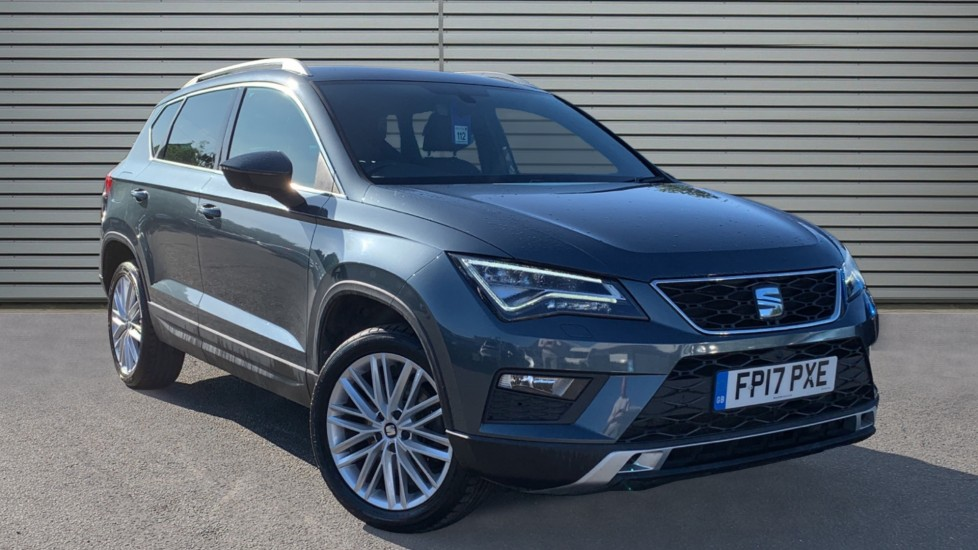 Used Seat Ateca SUV 1.4 EcoTSI XCELLENCE (s/s) 5dr