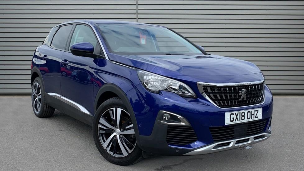 Used Peugeot 3008 SUV SUV 1.5 BlueHDi Allure (s/s) 5dr