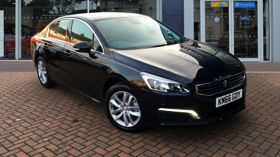 Used Peugeot 508 Saloon 2.0 BlueHDi Active 4dr (start/stop)