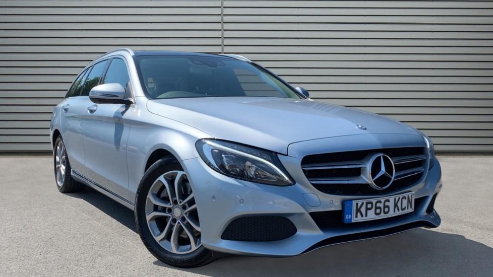Used Mercedes-benz C Class Estate 2.1 C300dh Sport (Premium) G-Tronic+ (s/s) 5dr