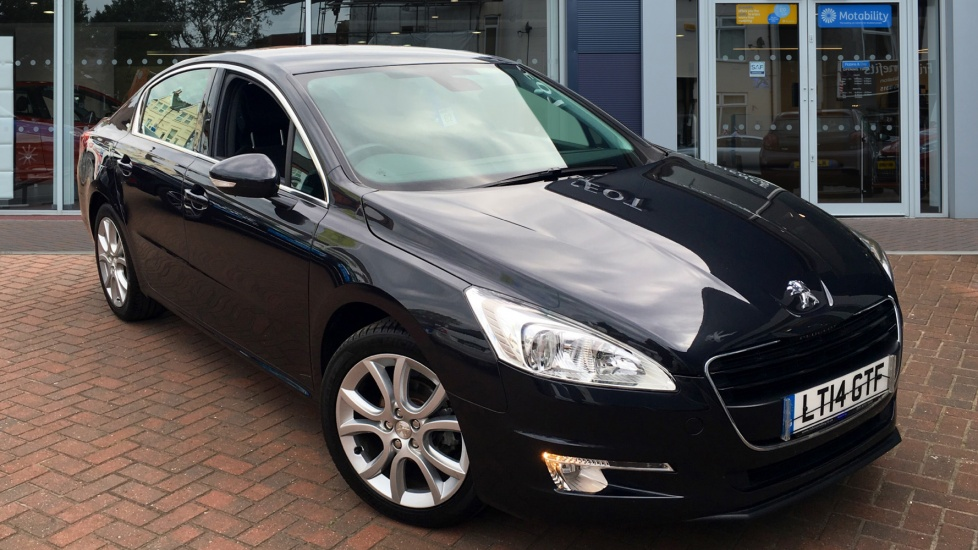 Used Peugeot 508 Saloon 2.0 HDi FAP Active 4dr (Nav)