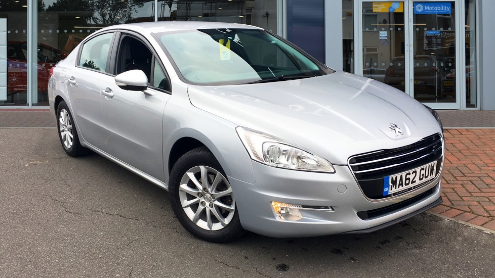 Used Peugeot 508 Saloon 1.6 e-HDi Access EGC 4dr (start/stop)