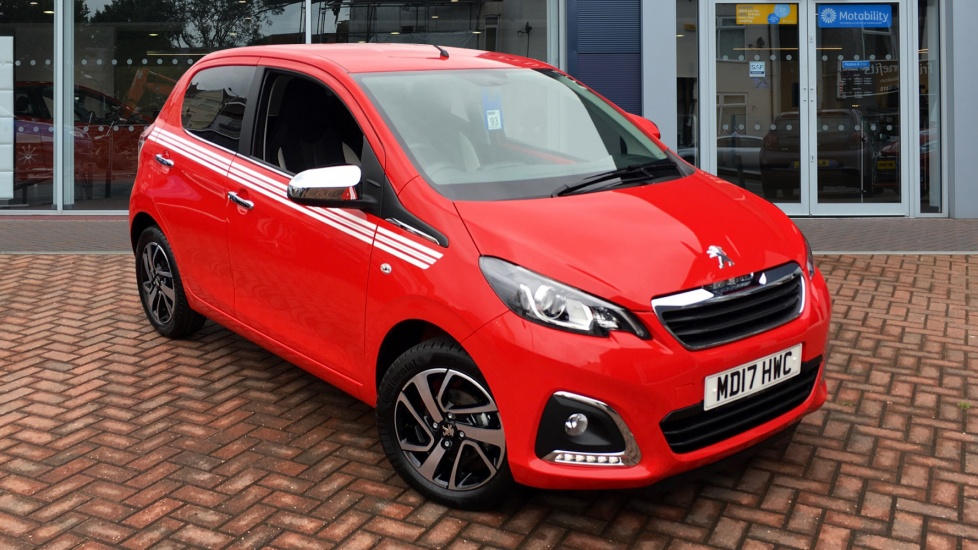Used Peugeot 108 Hatchback 1.0 Collection 5dr