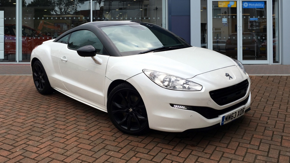 Used Peugeot RCZ Coupe 1.6 THP Magnetic 2dr