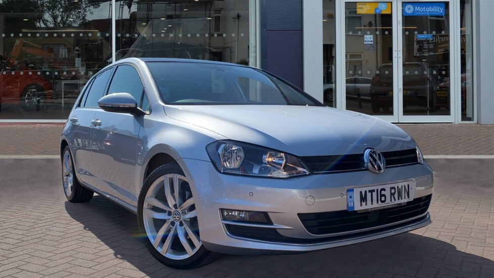 Used Volkswagen Golf Hatchback 1.4 TSI BlueMotion Tech ACT GT Edition (s/s) 5dr