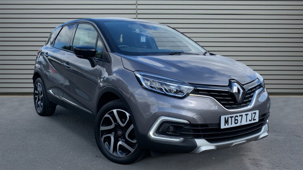 Used Renault Captur SUV 0.9 TCe ENERGY Dynamique S Nav (s/s) 5dr