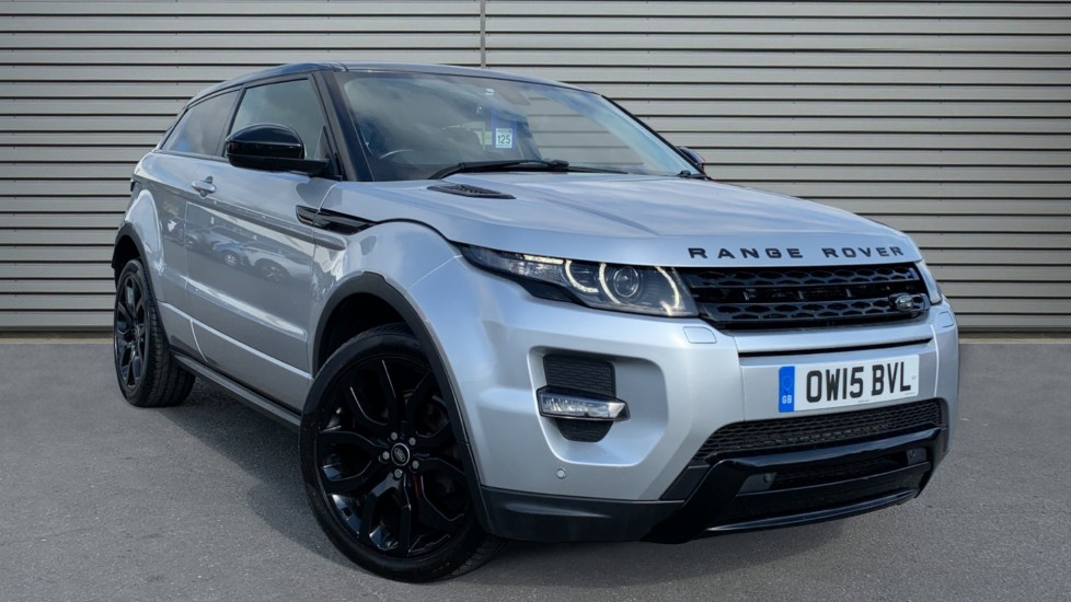 Used Land Rover Range Rover Evoque Coupe 2.2 SD4 Dynamic 4X4 3dr