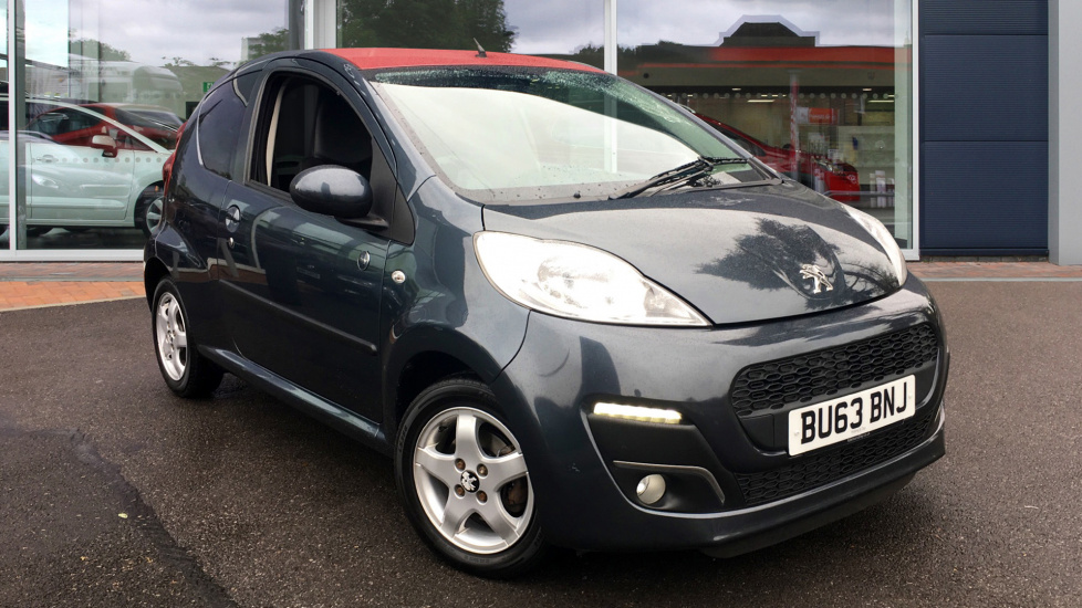 Used Peugeot 107 Hatchback 1.0 12v Envy Special Edition 3dr