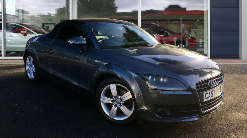 Used Audi TT Convertible 2.0 TFSI Roadster 2dr