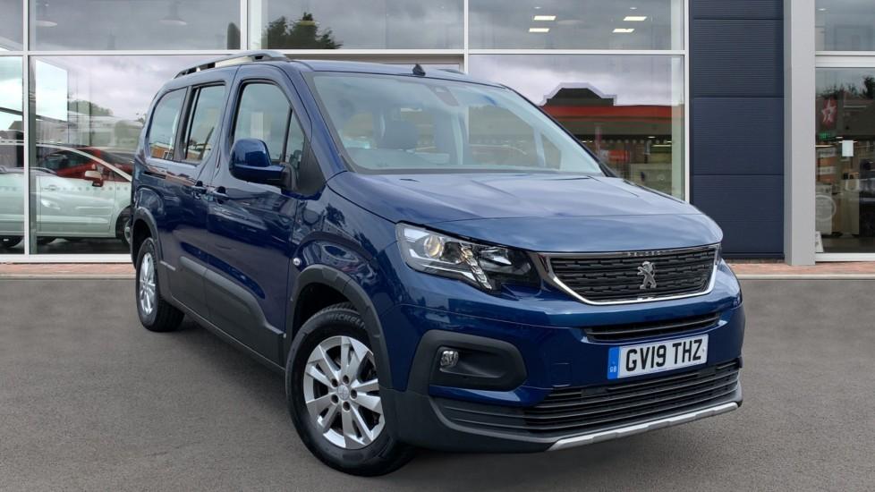 Used Peugeot Rifter MPV 1.5 BlueHDi Allure EAT Long MPV (s/s) 5dr