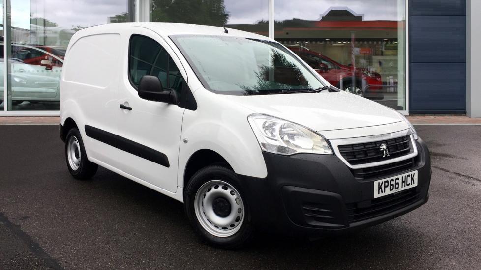 Used Peugeot PARTNER Panel Van 1.6 BlueHDi (Eu6) SE L1 850 5dr (start/stop)